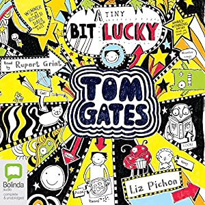 (A Tiny Bit) Lucky: Tom Gates, Book 7 Audiobook