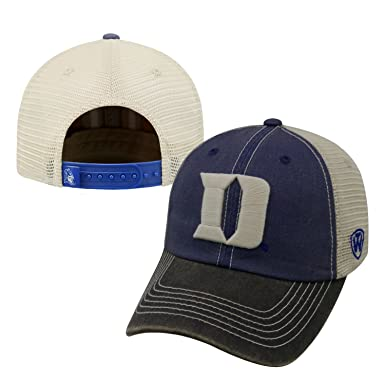 newest collection bcf8b b2b23 Duke Blue Devils NCAA Top of the World  quot Off Road quot  ...