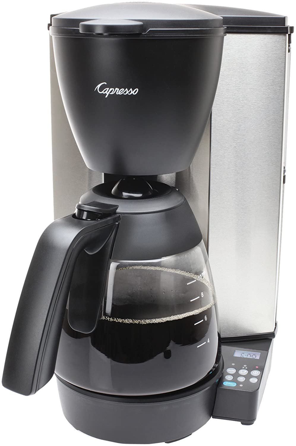早い者勝ち Capresso Carafe 484.05 MG600 Plus 10-Cup Programmable Programmable Coffee Maker 10-Cup with Glass Carafe by Capresso B0064ONLW0, ヴェニスの商人:7227ddd1 --- mfphoto.ie