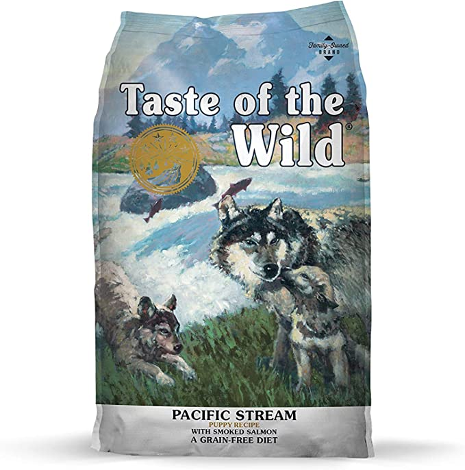 Taste Of The Wild pienso para cachorros con Salmon ahumado 5,6 kg Pacific stream puppy