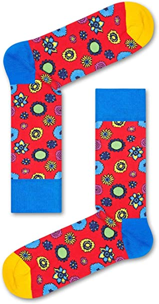 Submarine Happy Socks x The Beatles Women/'s Crew Socks 50th Anniversary