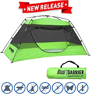 BUG BARRIER - MOSQUITO BUG TENT - INDOOR OUTDOOR POP UP MOSQUITO NET CANOPY u2013 86  sc 1 st  Amazon.com & Amazon.com: SansBug 1-Person Free-Standing Pop-Up Mosquito-Net ...