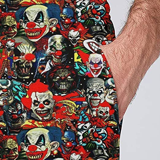 Laoyaotequ Clowns Arnt We Funny Kids Cotton Sweatpants,Jogger Long Jersey Sweatpants