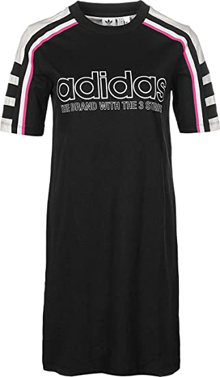 superior quality finest selection the sale of shoes adidas Damen Tee Dress Shirt-Kleid