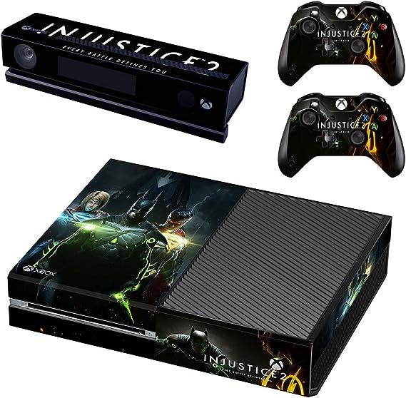 injustice 2 Xbox One vinilo adhesivo Skin Protector de pantalla ...