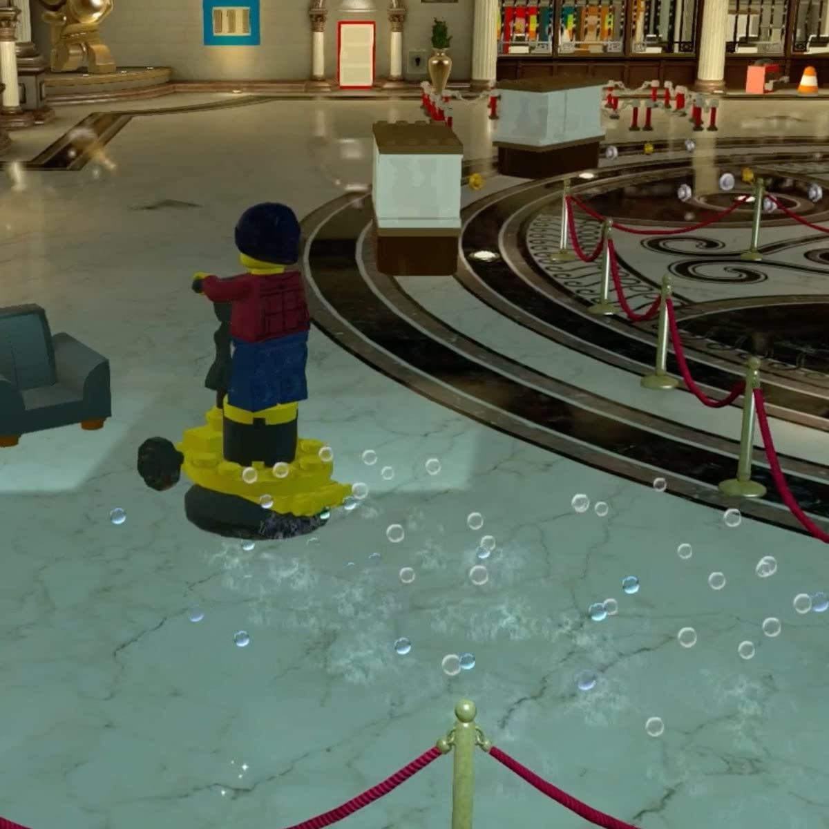 Lego レゴ Ipad壁紙 Robbing A Bank その他 スマホ用画像137363