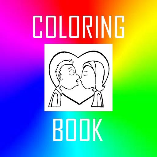 Valentine Coloring Book]()