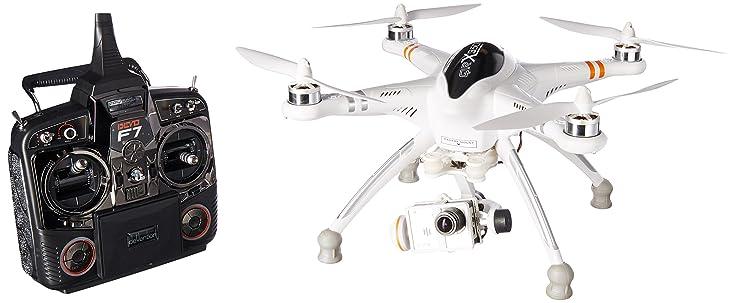 Amazon com: Walkera QR X350 PRO with DEVO F7 FPV Quadcopter