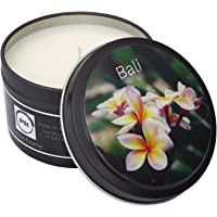 i miss home Bali Scented Candle – The Ideal Gift to Remind a Friend of Bali, Smells Just Like Pineapple and Frangipanis…