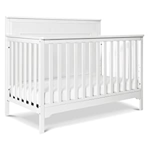 Carter's by DaVinci Dakota 4-in-1 Convertible Crib in White, Greenguard Gold Certified
