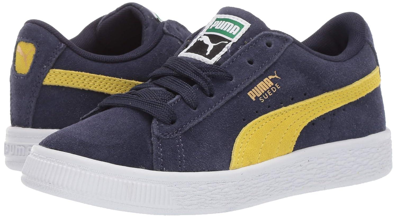 PUMA Unisex Kids Suede Classic Sneaker