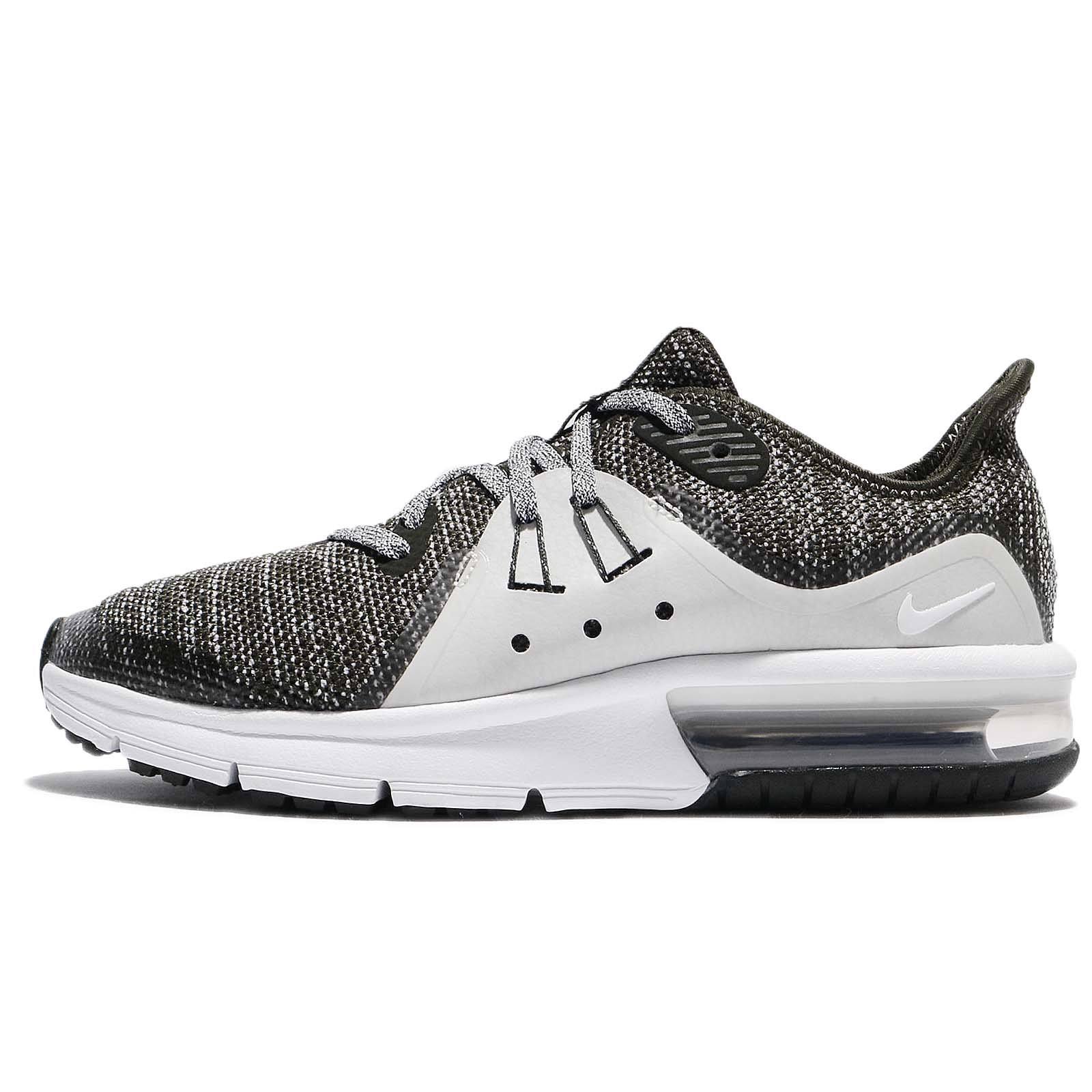 Galleon - Nike Air Max Sequent 3 GS Running Trainers 922884 Sneakers Shoes  (UK 4 US 4.5Y EU 36.5 e9298d955