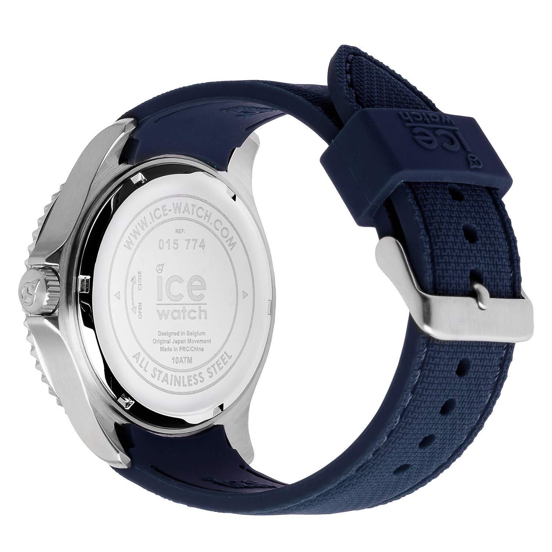 015774 Analog Quarz Watch Silikon Mit Armbanduhr Herren Smart Ice Armband rdhQtsC