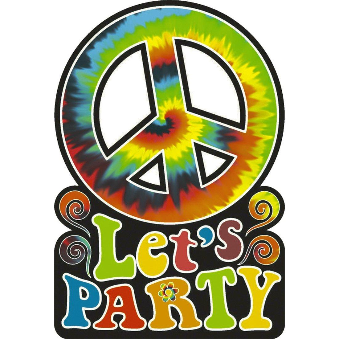 8 Stk. 70er Jahre Einladungskarten Mit Umschlägen Hippie Party Einladungs  Set Mottoparty Einladungen Geburtstag Einladungsset 60`s Invitations:  Amazon.de: ...