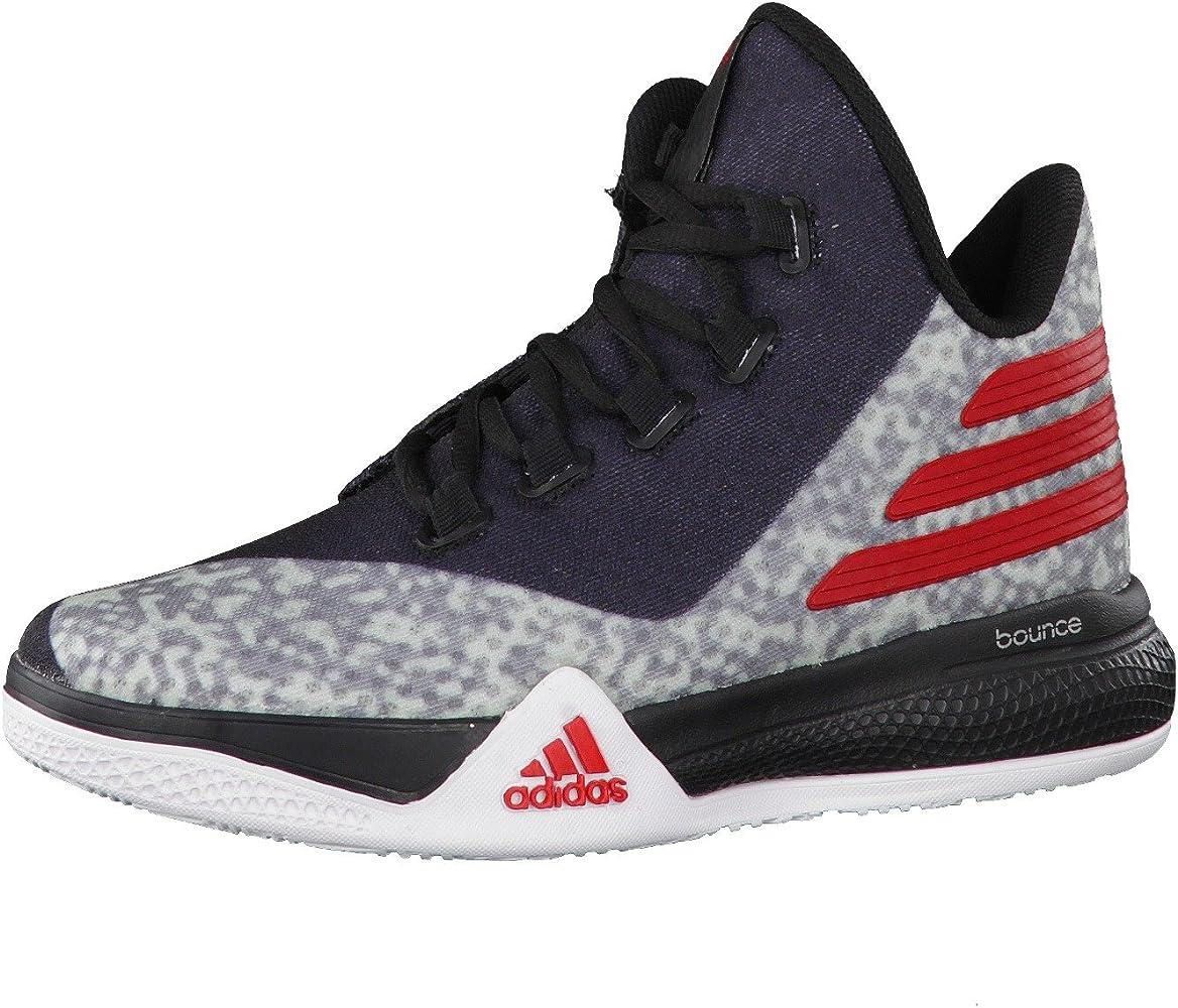 adidas - Zapatillas de Baloncesto para niños luz Em Up 2 J, niña ...