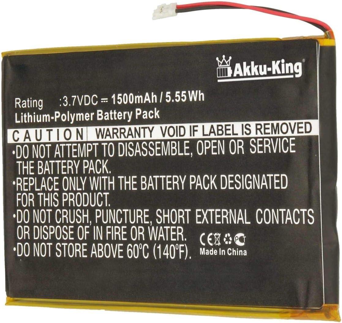 Akku King Akku Kompatibel Mit Barnes Noble Pr 285083 Elektronik