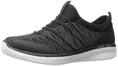 Synergy 2.0 Simplement Chic - Chaussures Pour femmes / Noir Skechers UtuYJ