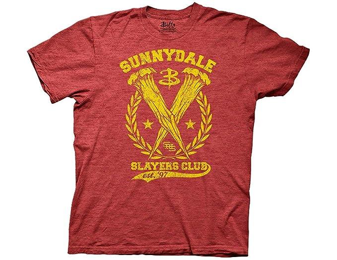 5f3ab20755c5b Amazon.com: Cheam Buffy The Vampire Slayer Sunnydale Slayers Club ...