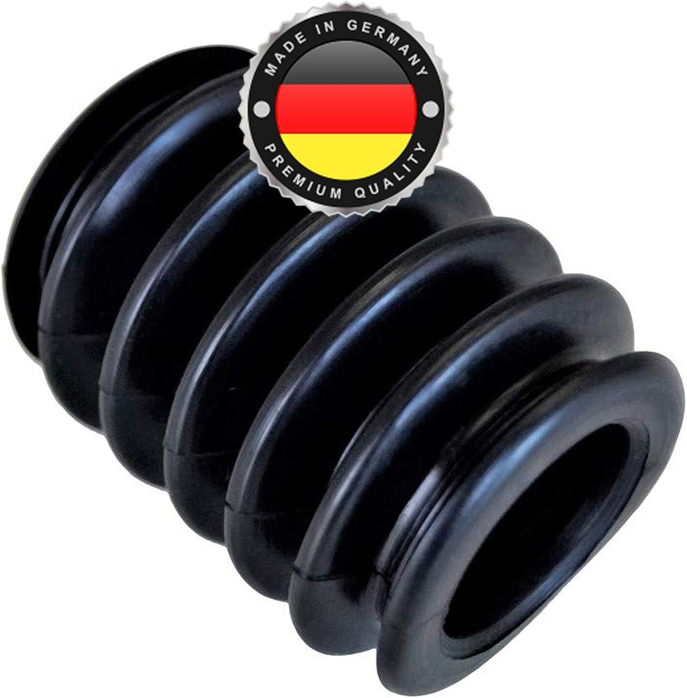 Ws System 1x Faltenbalg Gummi 1 Stk Flexible Dehnbare Kabeldurchführung Made In Germany Aus Hochwertigem Pvc Schelle In Größe L 35mm 65mm Ø 27mm Mit Nr 477 971 910 477 971 910 477971910 Auto