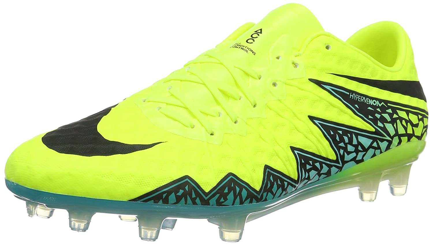 meilleure sélection 256fc 12689 Nike Hypervenom Phinish II FG Men's Firm-Ground Soccer Cleats