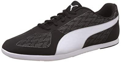 Puma Modern Soleil Quill, Sneakers Basses Femme, Noir Black White 02, 37 EU