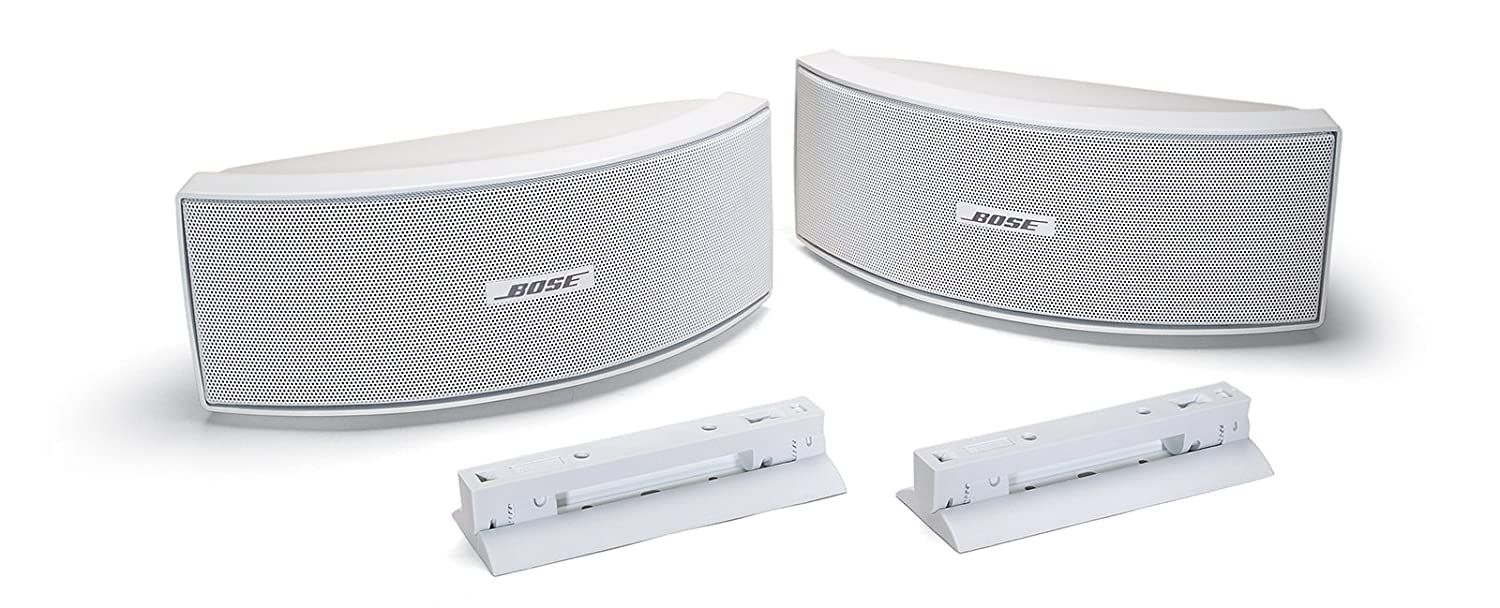 bose wireless outdoor speakers. amazon.com: bose 151 se elegant outdoor speakers (white): home audio \u0026 theater wireless u
