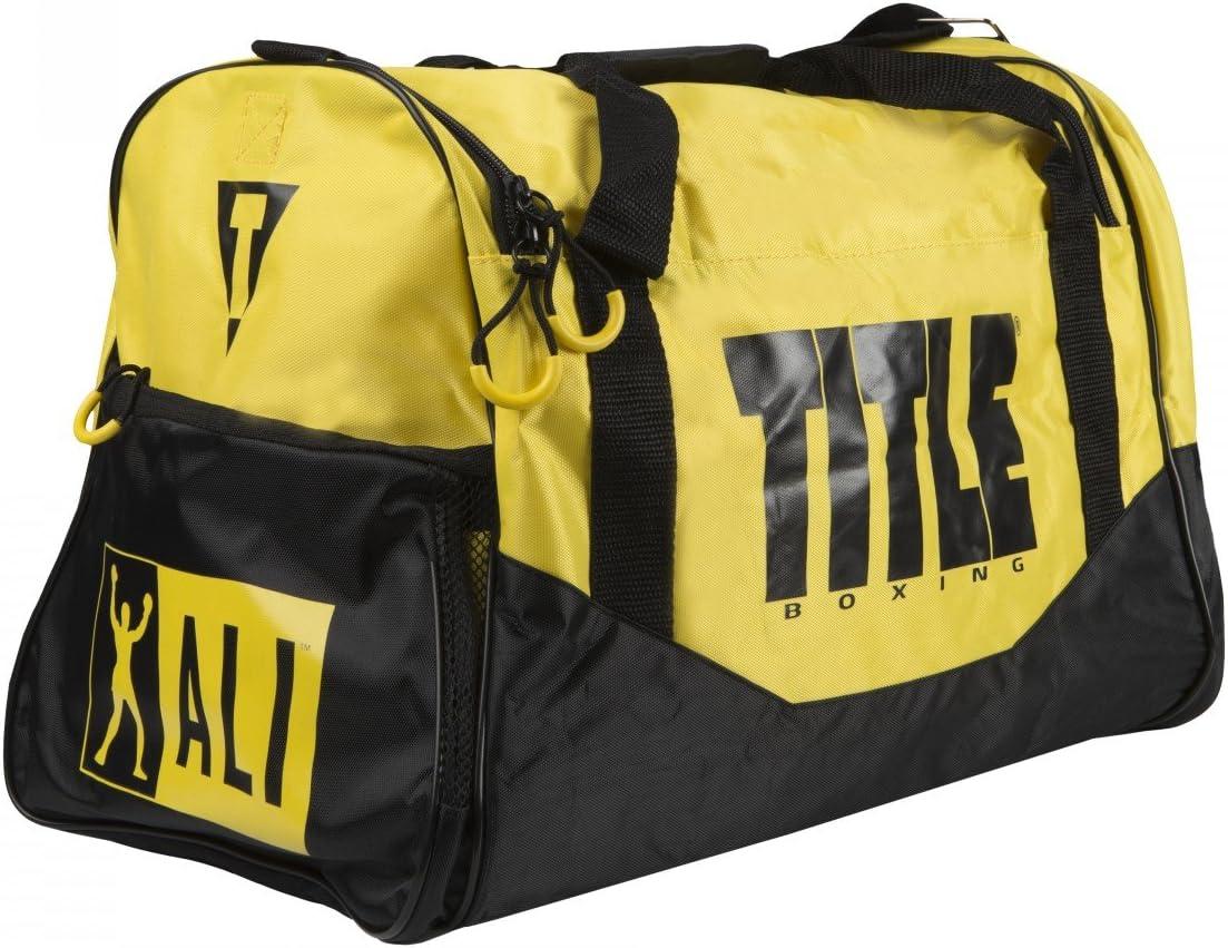 Title Boxing Ali Personal Sport Bag