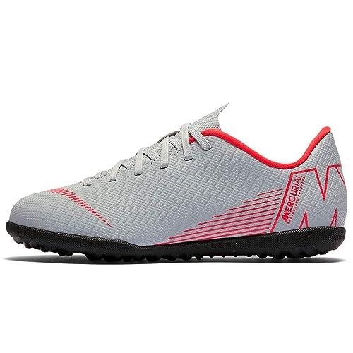 size 40 dafae 04601 Nike Jr Vapor 12 Club GS TF, Chaussures de Futsal Mixte Adulte, Multicolore  (