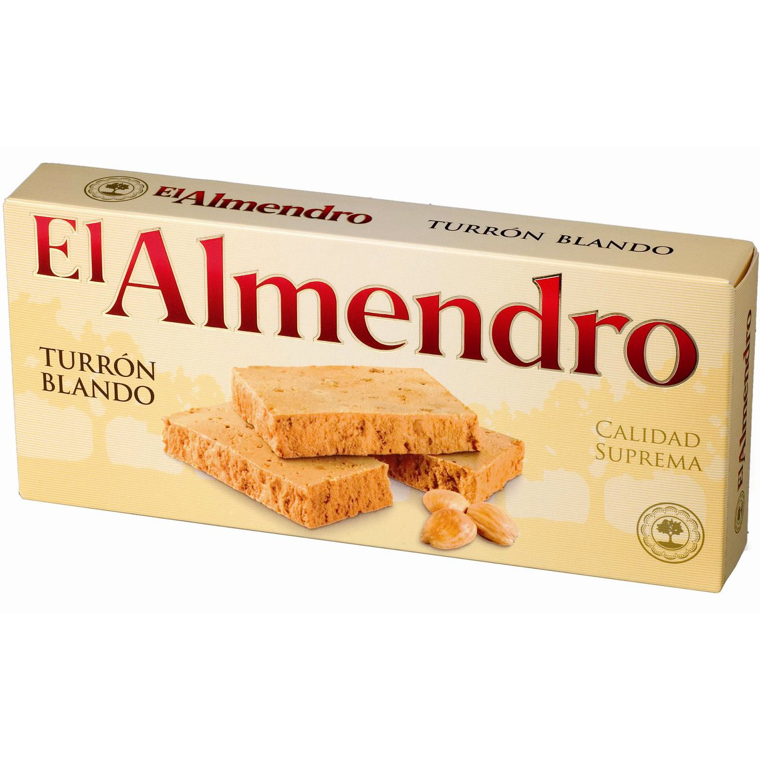 El Almendro Turron Blando 200 grs (7 oz.) 2-Pack
