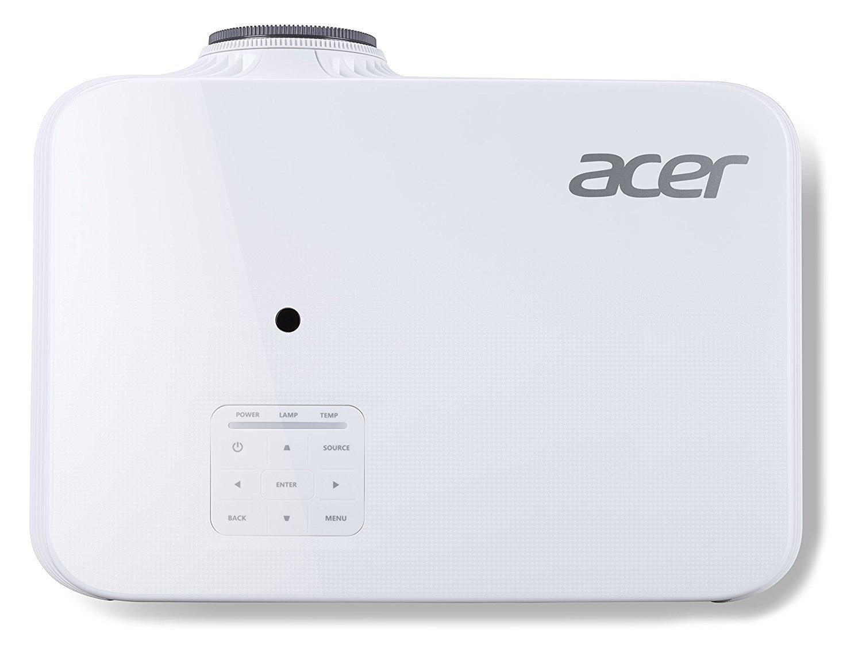 Acer DLP Projector 1280 x 720 HD 3300 Lumens 20,000:1 Contrast Ratio|H5382BD (Renewed)