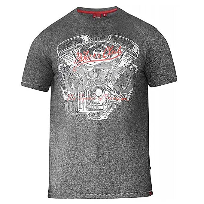 D555 Camiseta - Camisa - Para Hombre fh46gTia3a