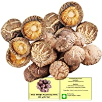 Dried Shiitake or Shitake Mushrooms Size 3-4 cm. add to favorite dishes 100 g. (3.5 Oz)