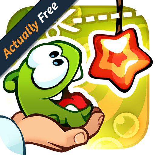 Cut the Rope: Experiments HD (Russian Rope)