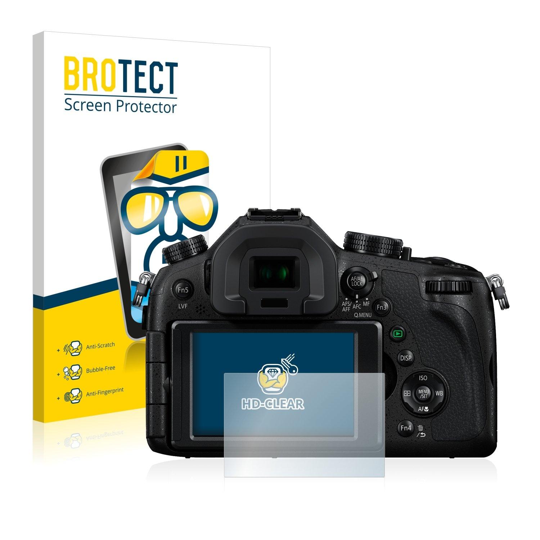 BROTECT pour Panasonic Lumix DMC-FZ1000 Protection Ecran [2 Piè ces] - Film Protecteur Transparent Bedifol