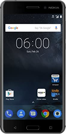 Nokia 6 price specifications reviews buy nokia 6 32 gb memory image unavailable fandeluxe Image collections
