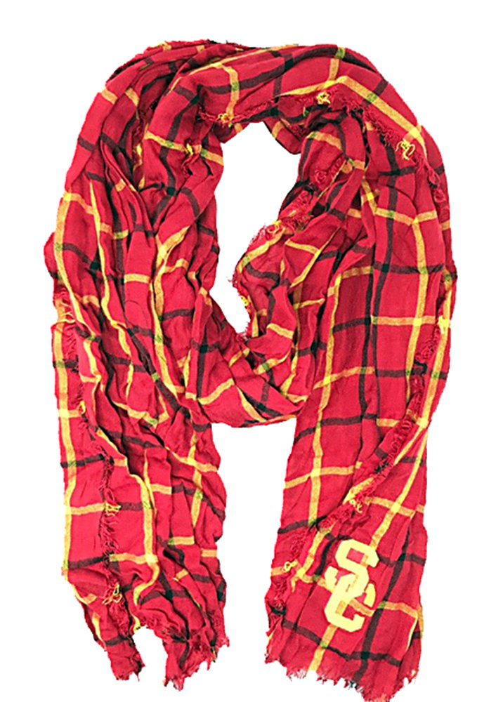 Purchadise NCAA Flannel Oblong Scarf