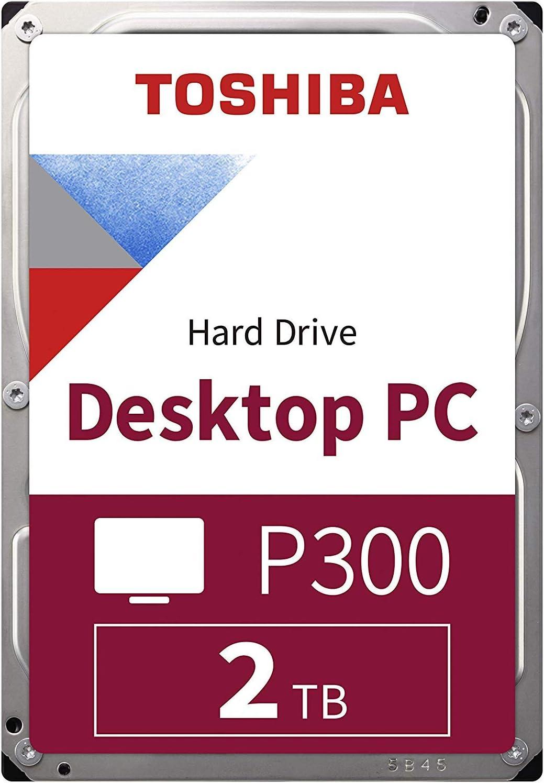 TOSHIBA P300 Disco duro interno 2 TB – 3,5