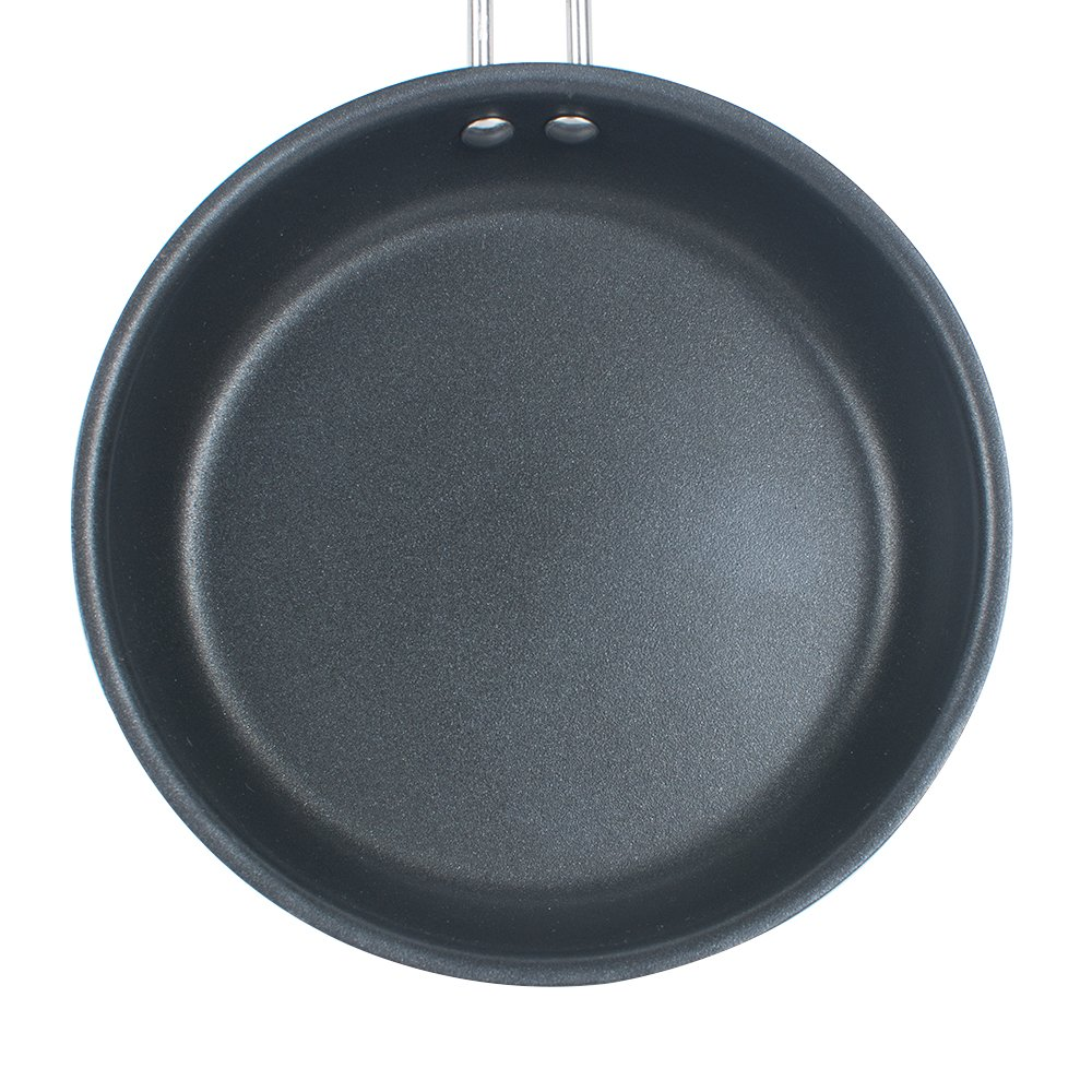 Genmine Nonstick Frying Pan Small Egg Pancake Round Mini Non Stick Fry Pan Dishwasher Safe Cookware 4.75-Inch by genmine (Image #7)