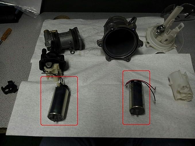06 10 Bomba de gasolina combustible Suzuki LTR 450 LTZ 450 Quadsport fuel pump EFI 1510045G02