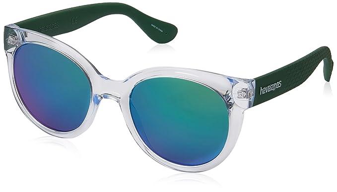 Havaianas NGOLDNHA/M Z9 QTT 52, Gafas de Sol para Mujer, Verde (
