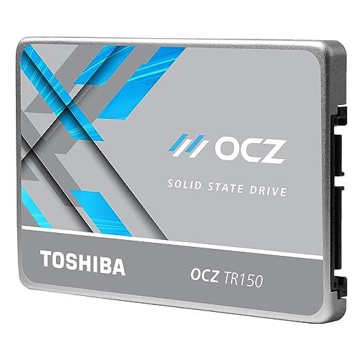 24 opinioni per Ocz TRN150-25SAT3-480G Trion 150 HardDisk