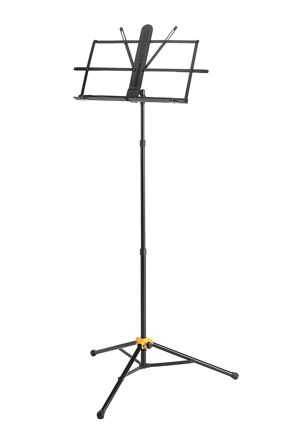 Hercules BS118BB 3-Section Music Stand with Bag