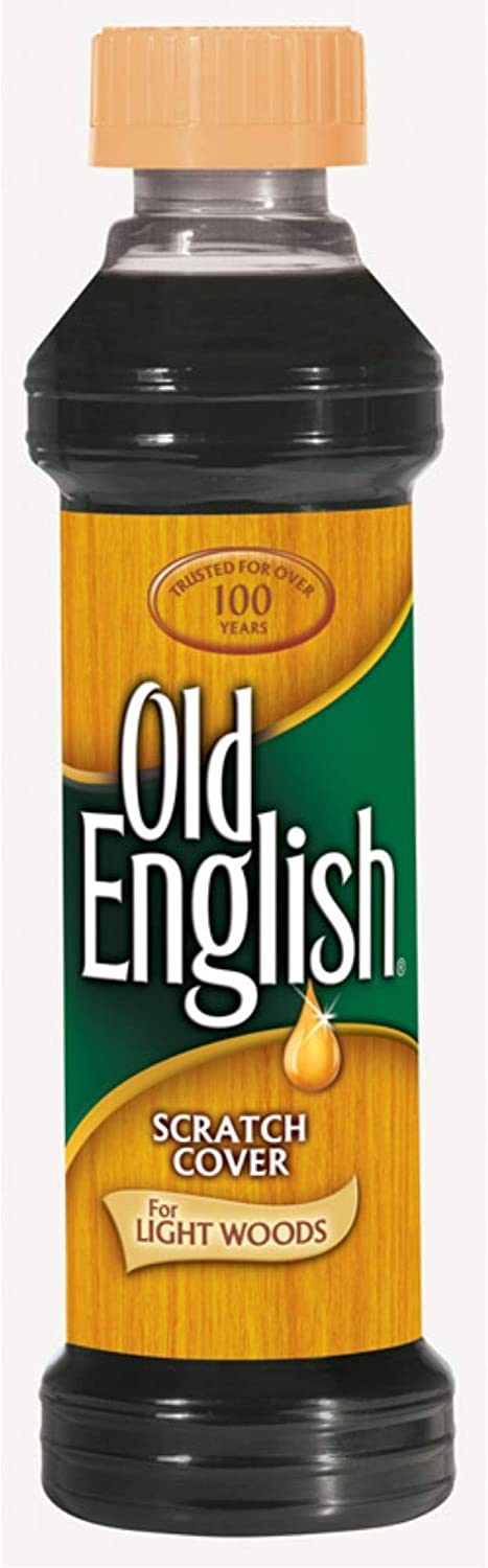 SCRATCH COVER LT WD 8OZ by OLD ENGLISH MfrPartNo 6233875462