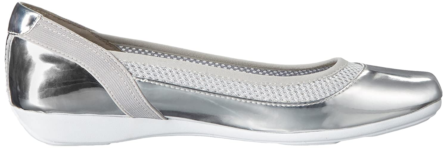 Anne Klein Synthetic AK Sport Women's Unitee Synthetic Klein B01MSQADWZ 9.5 B(M) US|Silver 40b6b9