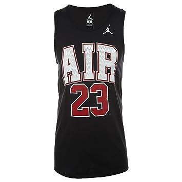huge selection of a9ec6 01a73 Nike Débardeur Jordan Air 23 pour Homme XXL Noir