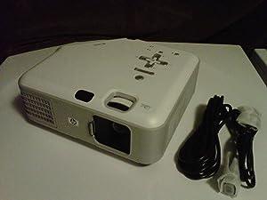 """HP vp6320 Digital Multimedia DLP Projector w/DVI, VGA, USB & Speaker - 1024x768, 2000 Lumens - 30"""" to 270"""" Display! (Renewed)"""