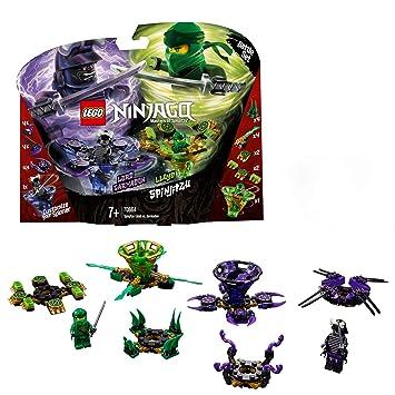 Jeu VsGarmadon De Spinjitzu Ninjago Lego Toupies Construction Lloyd 70664 qzMGVSUp
