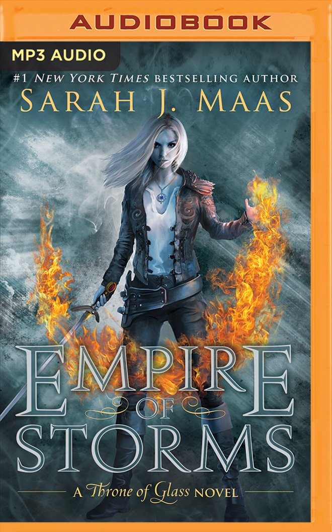 Download Empire of Storms (Throne of Glass) PDF