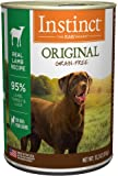 Instinct Original Grain Free Recipe Natural Wet Canned Dog Food By Nature'S Variety Lamb