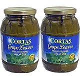 Cortas - Grape Leaves (2 PACK) - 35 oz jars